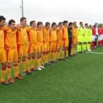 România pregăteşte meciul cu Muntenegru,   printr-un amical cu Cipru