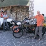 Ron și motocicleta sa,   Effie