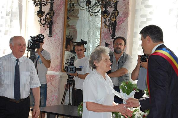 """35 de cupluri din Zalău își sărbătoresc în acest an """"Nunta de aur"""""""