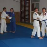 La secția de judo din cadrul clubului Unio Satu Mare se făuresc caractere de campioni