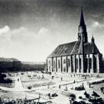Centrul Clujului,   la cumpăna secolelor XIX-XX