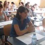 Jumătate din profesori au promovat examenul de definitivat