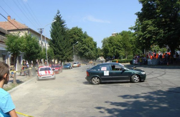 La competiția de la Carei au participat 65 de concurenţi / Foto: buletindecarei.ro