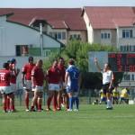 Rugby-iștii de la Știința Baia Mare au avut cea mai mare medie a notelor obținute la testul dat de FRR/ FOTO: Tania Purcaru