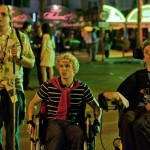 """Actori ai filmului """"Hasta la Vista"""" 2011"""