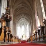 Catedrala Sfântul Mihail este una dintre cele mai mari construcții gotice din România/ Foto: Dan Bodea