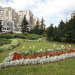 """Cinsprezece spaţii verzi din oraş au fost """"adoptate"""" de firme"""