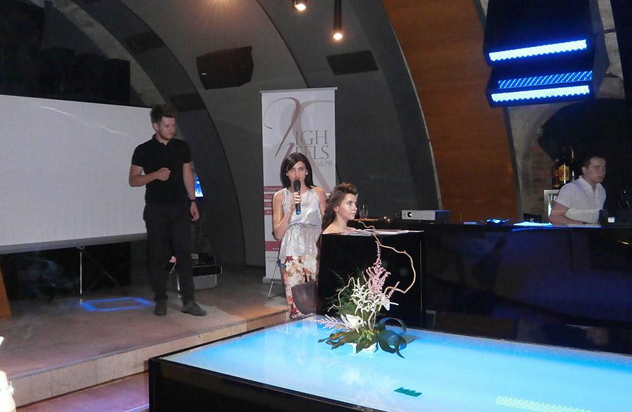 Evenimentul organizat la Cluj a reunit bloggeri și pasionați în domeniul modei