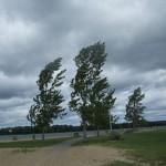 Avertizare de precipitații și vânt puternic. Vremea se menține rece toată săptămâna