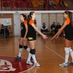 Echipa de volei va fi formată din mai multe jucătoare formate la ADEP Satu Mare / Foto informatiazilei.ro