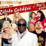 Rapper-ul german Nana vine la Zalău