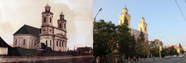 Biserica Reformată cu Două Turnuri