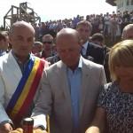 Băsescu,   la Prislop: Zona asta are semnificaţii vii pentru mine,   pentru că soţia este bucovineancă