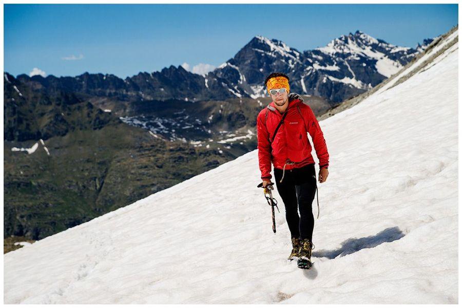In perioada 29 iunie – 7 iulie Adi Valean si Vlad Capusan au facut o incursiune in Alpi unde au urcat pentru antrenament pe varfurile Gran Paradis 4061m si Mont Blanc 4810m/ Foto: Mihai Ciama