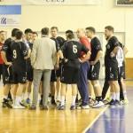 Handbaliștii de la U Cluj au pierdut meciul de baraj pentru Liga Națională și vor evolua în Divizia A/ FOTO: Dan Bodea