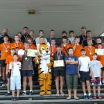 Juniorii de la Academia de handbal Minaur Baia Mare s-au comportat onorabil la turneul de la Presov