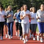 """Handbalistele de la """"U"""" Jolidon Cluj vor participa la un turneul amical la Râmnicu Vâlcea/ FOTO Dan Bodea"""