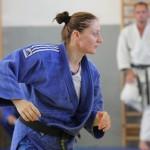 Corina Căprioriu este favorita specialiștilor la câștigarea aurului mondial la judo, categoria 57 de kilograme/ FOTO Dan Bodea