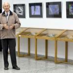 Mircea Albu,   onorat cu două expoziţii şi o lansare de carte