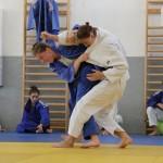 Corina Căprioriu (foto,   în albastru) va concura la Campionatele Mondiale de Judo de la Rio,   la categoria 57 de kilograme/ FOTO: Dan Bodea