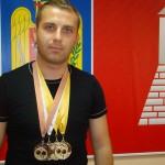 Dan Fărcaş este campion mondial la tenis de masa