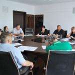 Participanțil la masa rotunda