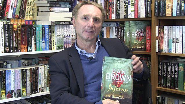 "Scriitorul american Dan Brown a devenit cunoscut în 2003 pentru bestsellerul ""Codul lui Da Vinci"""