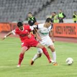 "Dinamo – ""U"" Cluj,   6-0 scor final"