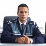 Cosmin Dorel Andreica,   politistul declarat incompatibil de către ANI/FOTO: satumareonline