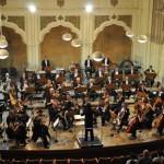 Orchestra Filarmonicii pregăteşte un sezon aniversar