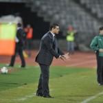Ionel Ganea este la un meci distanță de demitere/ FOTO> Dan Bodea