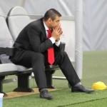 Ionel Ganea a cerut rezilierea contractelor a cinci dintre jucătorii de la Universitatea Cluj/ FOTO DAN BODEA
