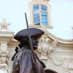 Radu Ciobanu: Sunt sătul de statui de Rambo cu arma în mână