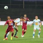 Steaua a fost mult peste CFR în meciul din Ghencea/ Foto: Dan Bodea