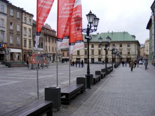 Maly Rynek - Piata-Mica a Orasului Vechi