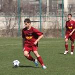Sergiu Negruț (foto) s-a antrenat cu Olimpia Satu Mare, dar a semnat cu Damila Măciuca/ FOTO Dan Bodea