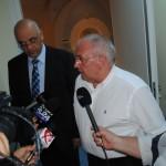 Raed Arafat si Gheorghe Carp.