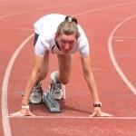 Sanda Belgyan a cucerit un nou titlu național în proba de 400 metri garduri/ FOTO Bad Bodea