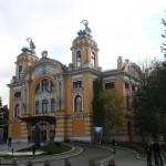 """Stagiunea 2013-2014 a Teatrului Naţional din Cluj se va deschide cu spectacolul """"Trilogia Aureliu Manea"""",   în regia lui  Gábor Tompa/Foto: Dan Bodea"""