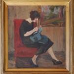 Lucrarea lunii august la Muzeul Judeţean de Artă
