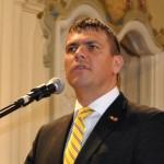 Adrian Ştef,   preşedintele Consiliului Judeţean Satu Mare / Sursa foto: jurnaluldenordvest.ro