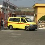 Ambulanța primită de la olandezi