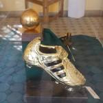 Balonul de aur au ajuns luni la Satu Mare