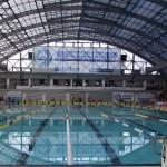 Bazinul Olimpic din Oradea este pregătit pentru noi confruntări ale CSM Digi Oradea în Liga Campionilor