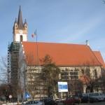 Biserica Evanghelică,   aniversată cu un concurs de machete