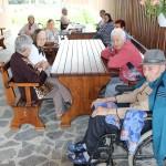 """Centrul de îngrijire a vârsticilor """"Sfântul Ioan"""" are o capacitate de 34 de locuri / Fotoreporter: Vasile Mihovici"""