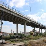 Circulația mașinilor cu gabarit mare este interzisă pe pasajul rutier din zona Botizului