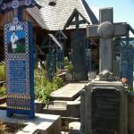 Cimitirului vesel de la Săpânţa