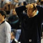 Danuț Ciontoș a revenit pe banca tehnică a Universității Cluj,   după doi ani de pauză