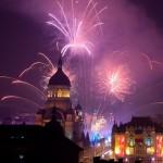 Clujul în sărbătoare/ Foto: Lucian Bogdan